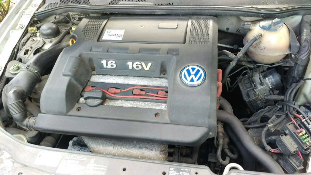 Vw Polo Gti 6n2 1 6 Engine For Sale With Ecu And Key In