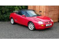 1997 Classic MGF convertible