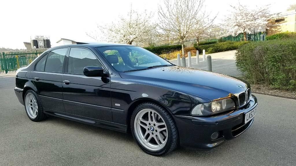2003 Bmw 540i M Sport Automatic V8 E39