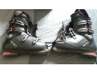 Mens Ski Boots - Size 10 with Boot Bag