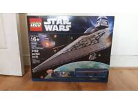 Lego Star Wars 10221 Super Star Destroyer Brand New sealed