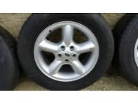 Rangerover wheels