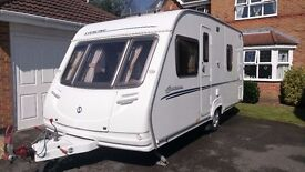 STERLING EUROPA 470 4 BERTH 2008 MODEL FAMILY OWNED FROM NEW EXCELLENT CONDITION