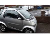 Smart Car city passion 2 seater