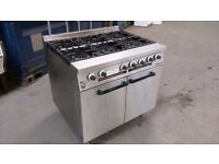FALCON COMMERCIAL GAS COOKER OVEN EXCELLENT CONDITION