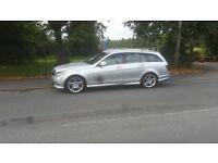 Mercedes-Benz c class 220 cdi sport auto £4500