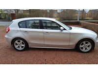 55 Plate BMW 120 i Sport 2.0.. 5 Door Hatch..MOT 1 Year.. F.S.H.