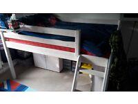 Flexa Complete Children's Unisex Bedroom Furniture
