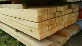65mm x 150mm Sawn Timber