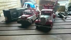 Model trucks snap on tools