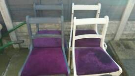 4x Dining Chairs *project*