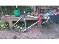Hirame Bicycle frame