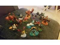 Wii Skylanders and Swap Force bundle