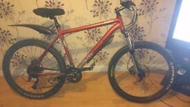 Voodoo bike