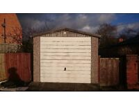 Compton Prefabricated Concrete Garage 9ft by 16ft2