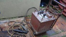 oil cooled welder for professionals