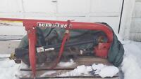 Bush Hog 2101 post hole digger for tractor