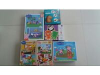 Bundle of games and puzzles