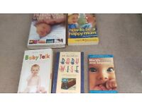 Book Bundle Pregnancy, Babay and New Mum Books