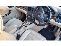 BMW e46 M.O.T till December