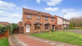 Haddington – Private Estate, Unfurnished 3 bedroom House. DG & GCH