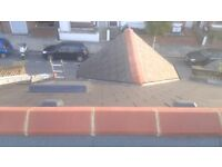 Your roof repaired. ..One price £395