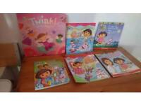 Small bundle of children books