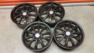 (H232) 4 Jantes 18 Pouces - 4 Mags 18 inches - RTX - BMW 3 Series