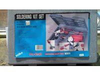 Soldering kit