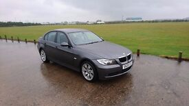 BMW 3 SERIES 2.0 318i SE 4dr LOW MILES, FULL SERVICE HISTORY, FULL LEATHER INTERIOR, CRUISE CONTROL