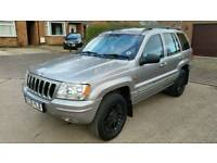 '51 JEEP GRAND CHEROKEE 2.7 CRD LIMITED