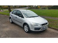 2006 (56) Ford Focus 1.6 tdci, FULL FORD SERVICE HISTORY, Hpi Clear, Long Mot
