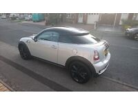 Mini Coupe SD for sale ,immaculate condition , 143BHP, 65MPG
