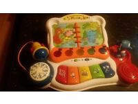 Toys music piano