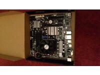 motherboard bundle. cpu ram and motherboard