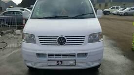 Vw t5 swb campervan