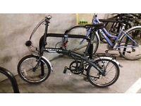 """Carrera """"Intercity"""" Folding Bike"""