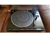 Sony PS-LX431 Vintage Turntable. Spares or repair.