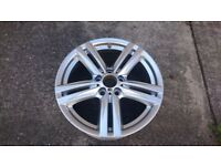 Genuine BMW 18'' 208M M SPORT Wheels 1 Series 135i 140i E81 E82 E87 E88 F20 F22