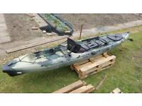 Fishing Kayak ( Trident 13 )