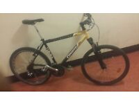 FULL SERVICE Men Women COYOTE ULTRALITE Suspension Hybrid Road Mountain Bike Bicycle GREAT CONDITION