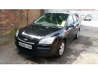 FORD FOCUS 1.6 TDCI (in black) - BREAKING FOR PARTS - ALL PARTS AVAILABLE - delivery