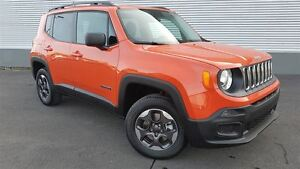2016 Jeep Renegade Sport *-*