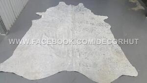 Silver Cowhide Rug Golden Cow Skin Rugs From Brazil