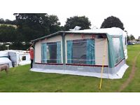 Trio sport family awning size 950