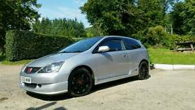 Honda civic ep3 type r