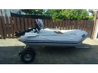 Seago inflatable boat