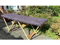 Mobile Therapy Table