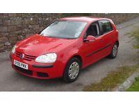 2005 Volkswagen Golf mk5 1.6 fsi