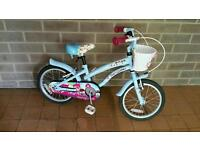 "Apollo cherry Kids Bike 16"""